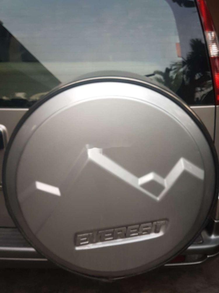 Bán xe Ford Everest sản xuất năm 2008, màu bạc, nhập khẩu nguyên chiếc chính hãng (4)