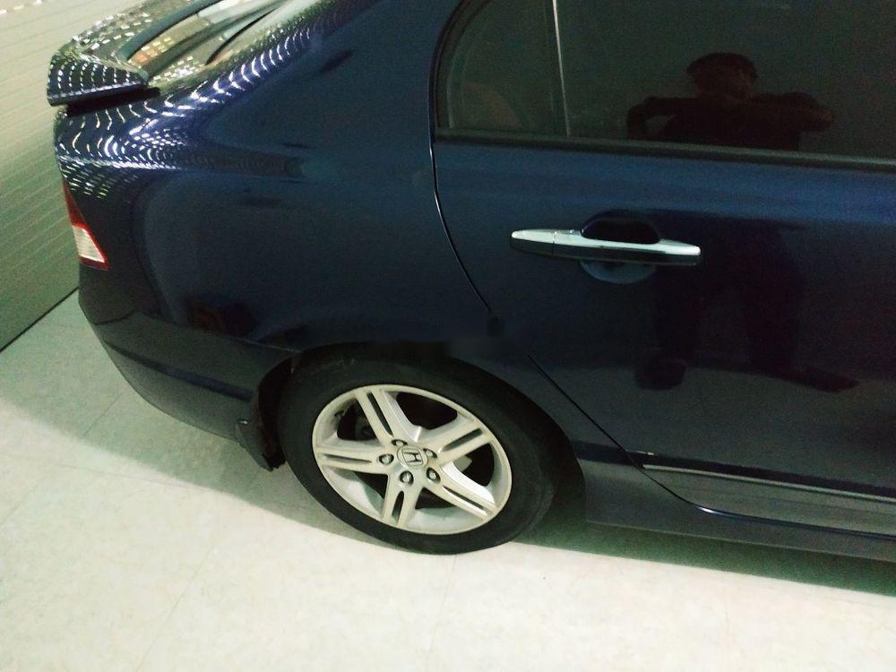 Cần bán Honda Civic đời 2008, màu xanh lam, nhập khẩu, số tự động (2)