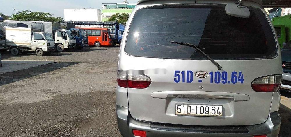 Cần bán lại xe Hyundai Grand Starex đời 2005, màu bạc, nhập khẩu, giá tốt (3)