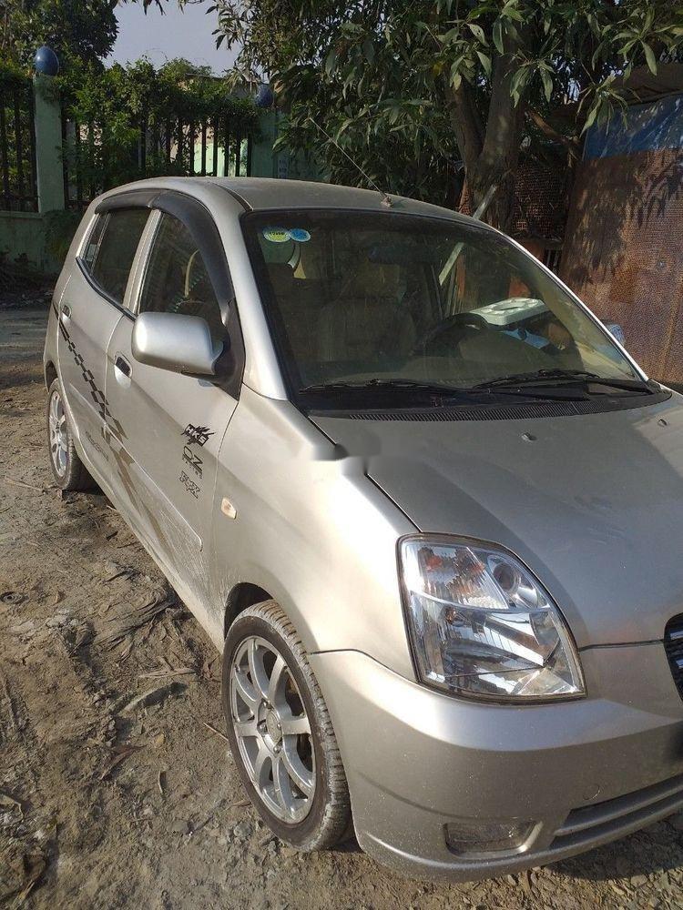 Cần bán lại xe Kia Morning sản xuất năm 2008, xe nhập chính hãng (3)
