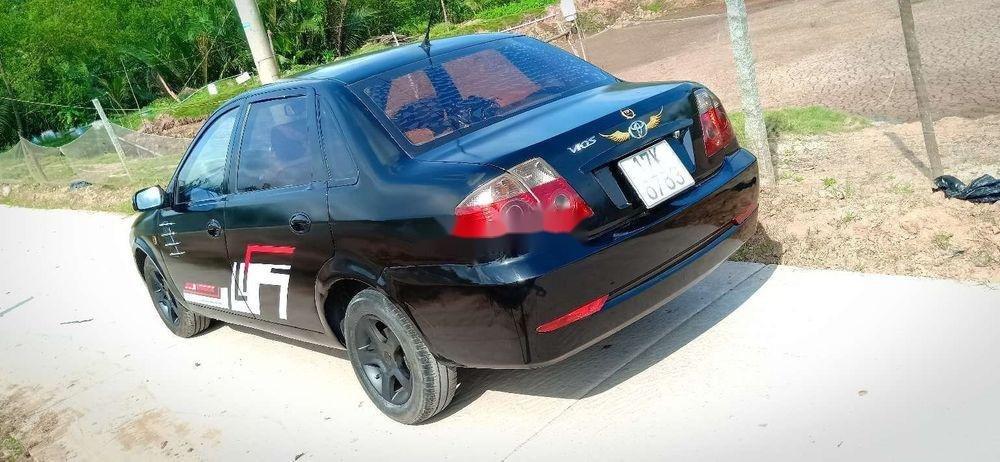 Cần bán Lifan 520 đời 2008, màu đen xe nguyên bản (2)