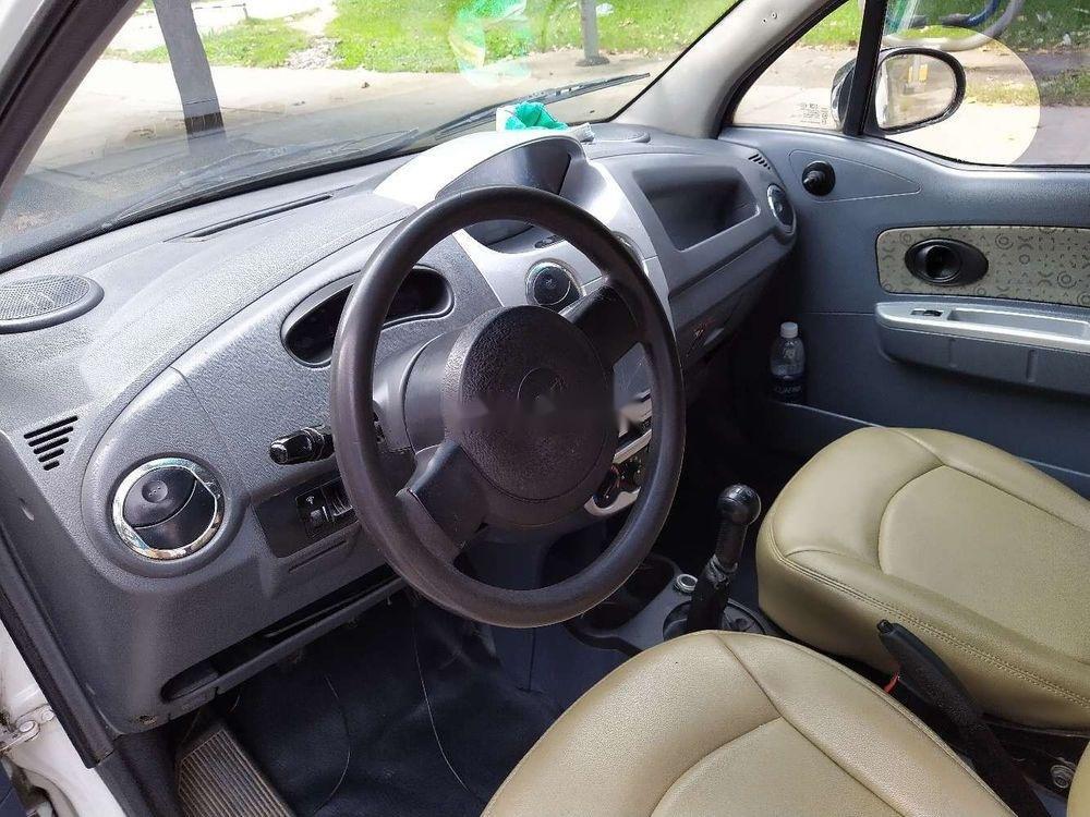Bán Chevrolet Spark năm sản xuất 2008, màu trắng, giá cạnh tranh (9)
