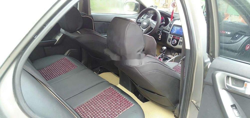 Bán xe cũ Kia Forte đời 2011, màu bạc (3)
