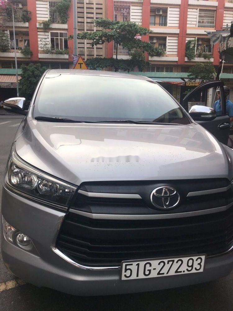 Bán Toyota Innova đời 2017, xe nguyên bản (1)