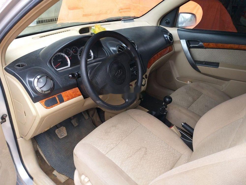 Bán Daewoo Gentra đời 2010, màu bạc, xe nhập (3)