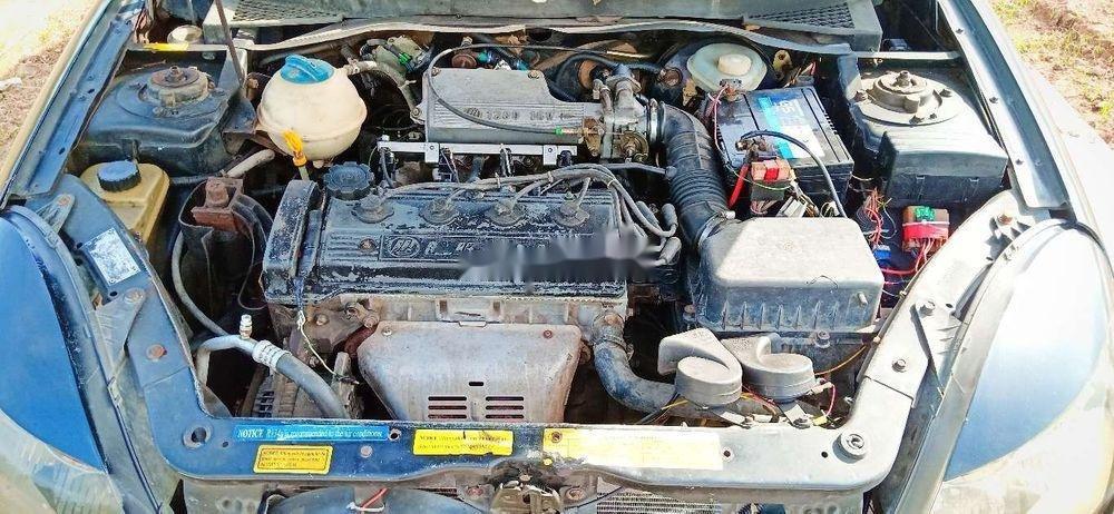Cần bán Lifan 520 đời 2008, màu đen xe nguyên bản (5)