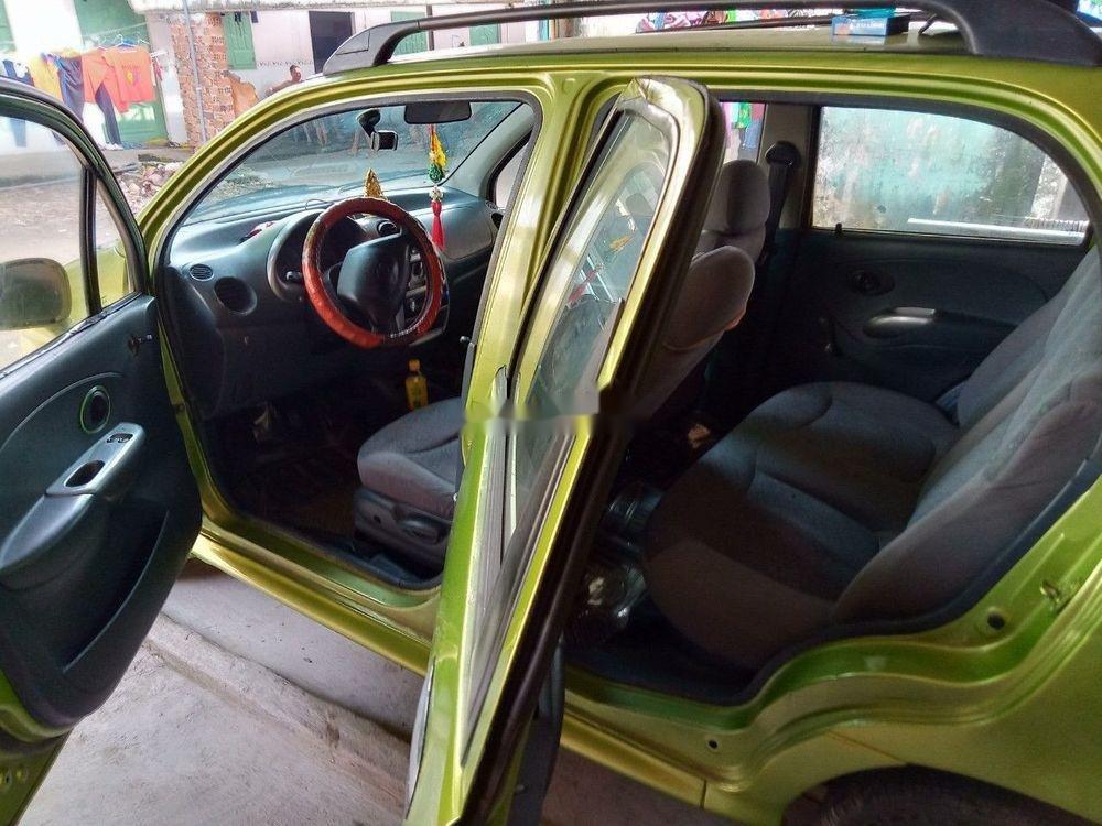 Bán Daewoo Matiz đời 2005, màu xanh lục, nhập khẩu, giá 73tr (4)