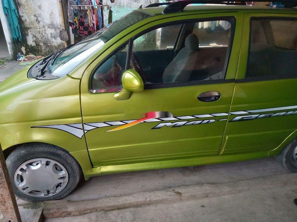Bán Daewoo Matiz đời 2005, màu xanh lục, nhập khẩu, giá 73tr (2)