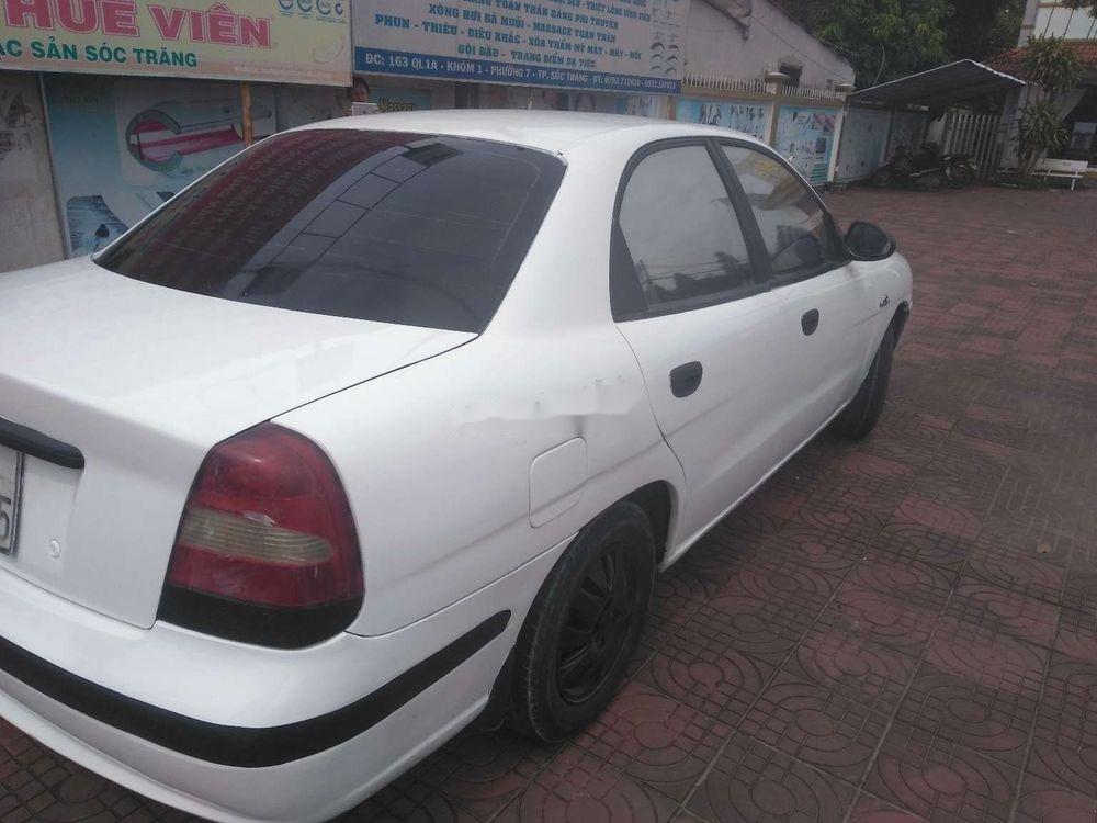 Bán ô tô Daewoo Nubira MT đời 2003, màu trắng, nhập khẩu nguyên chiếc (9)