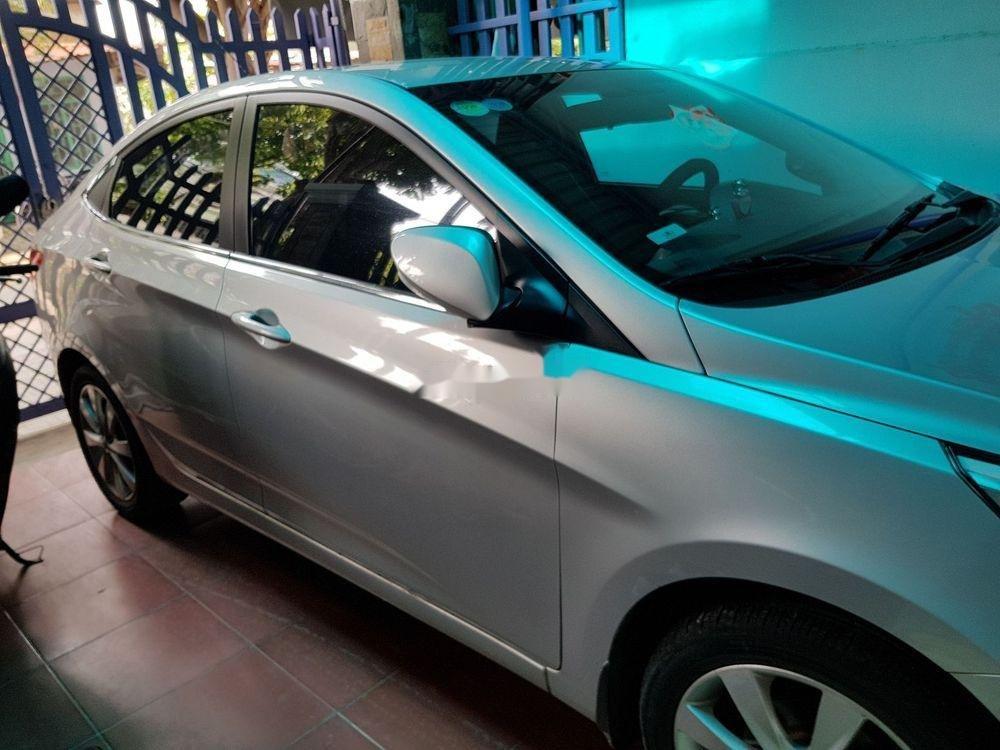 Bán ô tô Hyundai Accent sản xuất 2014, xe nguyên bản (3)