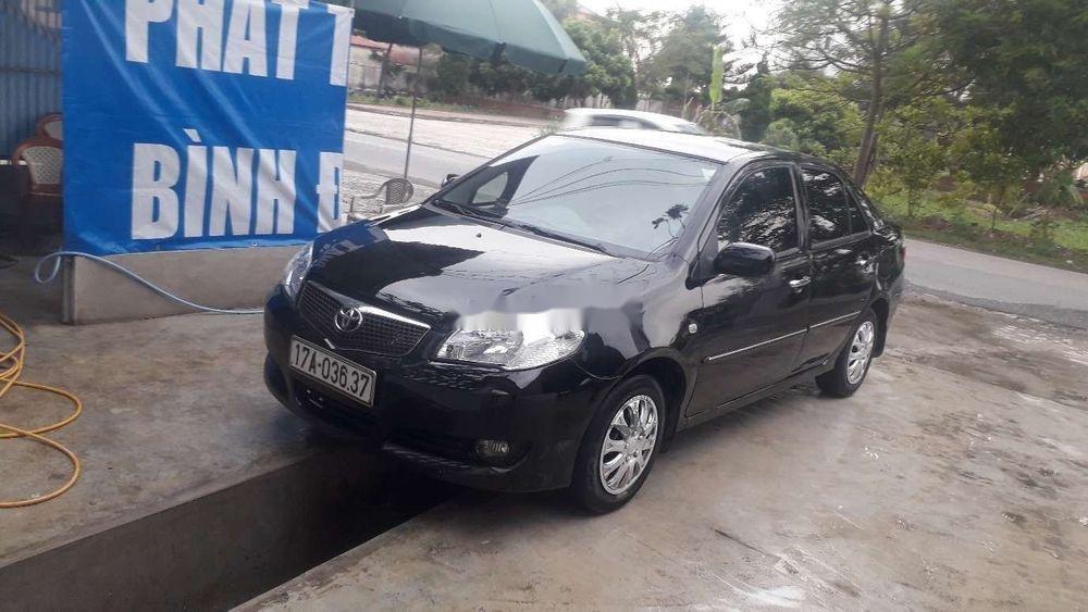 Bán Toyota Vios đời 2007, giá cạnh tranh (1)