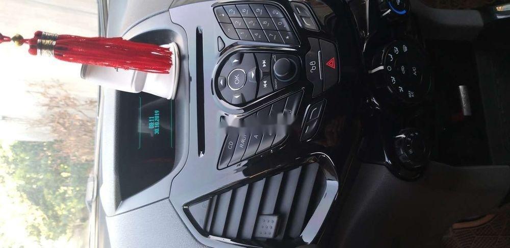 Bán xe Ford EcoSport 2016, màu bạc xe gia đình, giá tốt xe nguyên bản (2)