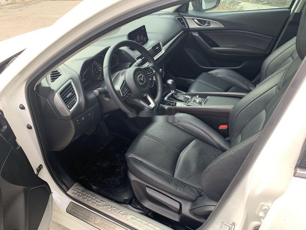 Bán ô tô Mazda 3 đời 2017, màu trắng, bao test đâm đụng thuỷ kích (5)