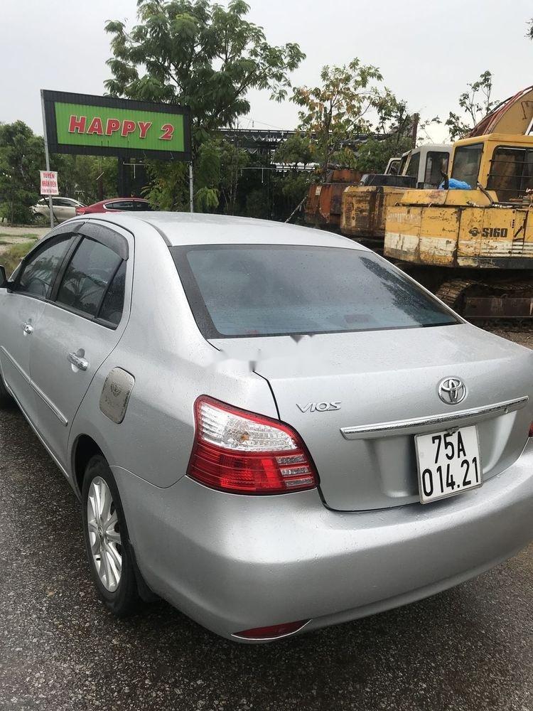 Bán ô tô Toyota Vios sản xuất năm 2012, xe nguyên bản (6)