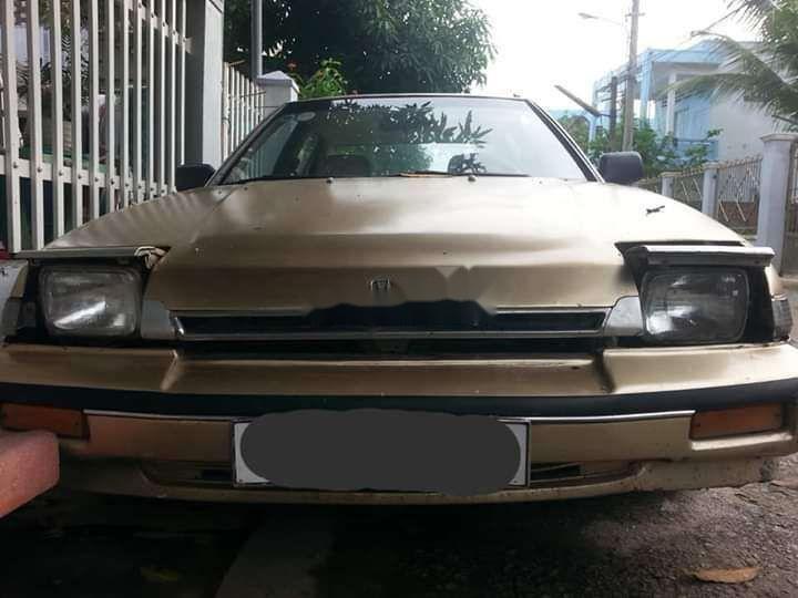 Bán Honda Accord sản xuất 1987 chính chủ xe nguyên bản (7)