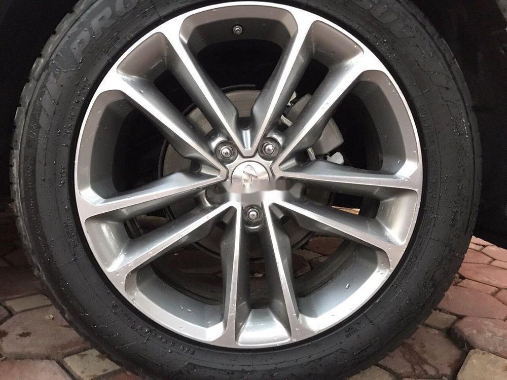 Bán Hyundai Santa Fe năm 2016, màu nâu xe nguyên bản (4)