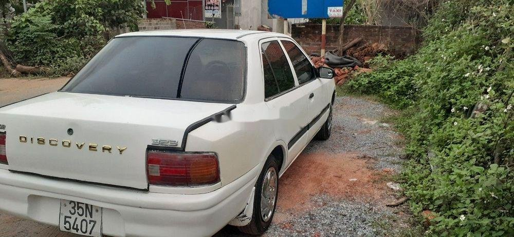 Bán Mazda 323 năm 1995, màu trắng xe gia đình, còn nguyên bản (4)