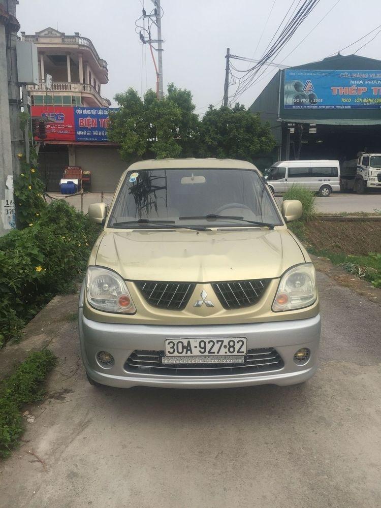 Bán ô tô Mitsubishi Jolie sản xuất 2004, tên tư nhân, biển Hà Nội (1)