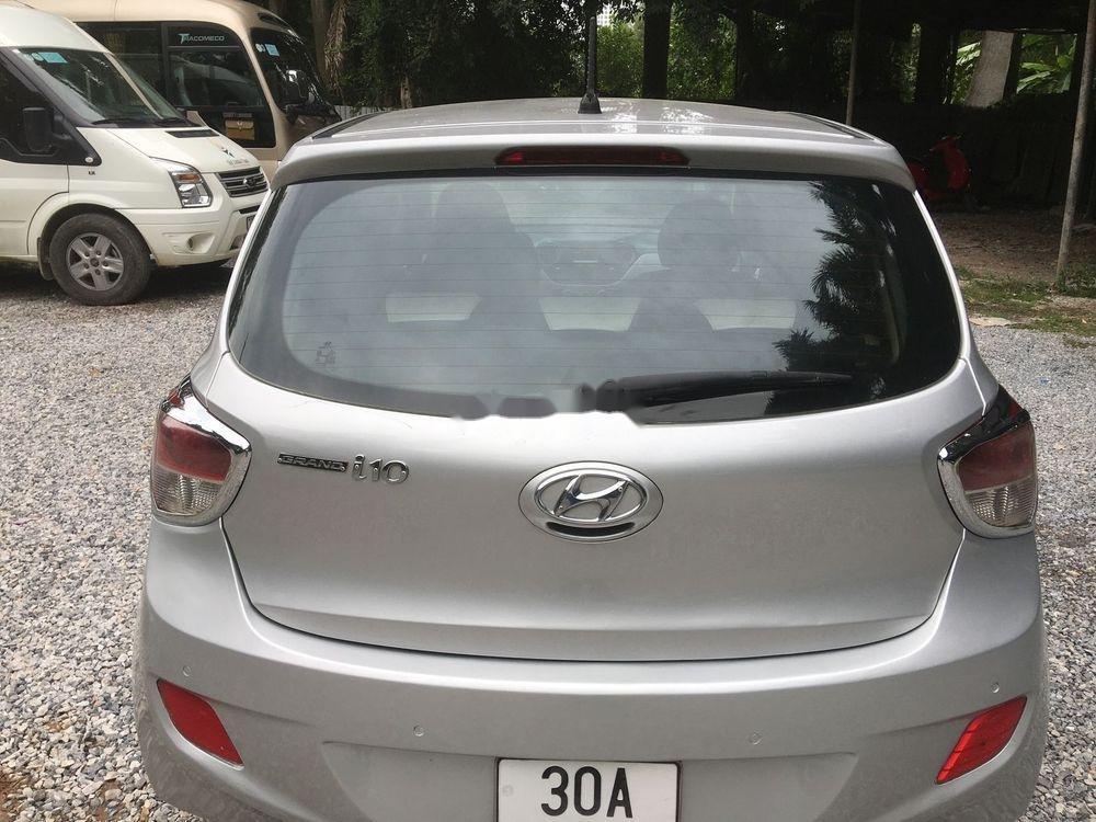 Bán ô tô Hyundai Grand i10 sản xuất năm 2015, xe nhập chính hãng (2)