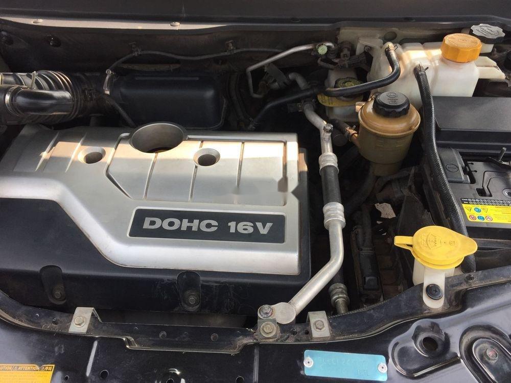 Xe Chevrolet Captiva sản xuất năm 2008, màu đen, giá 285tr (5)