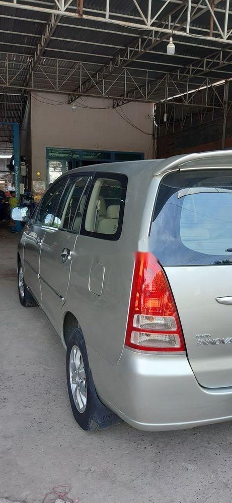 Bán xe Toyota Innova 2007, màu bạc xe gia đình, giá 345tr, xe nguyên bản (2)