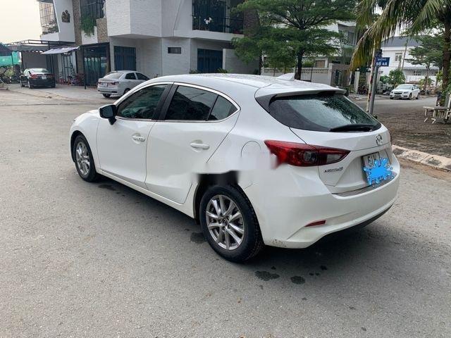 Bán ô tô Mazda 3 đời 2017, màu trắng, bao test đâm đụng thuỷ kích (3)
