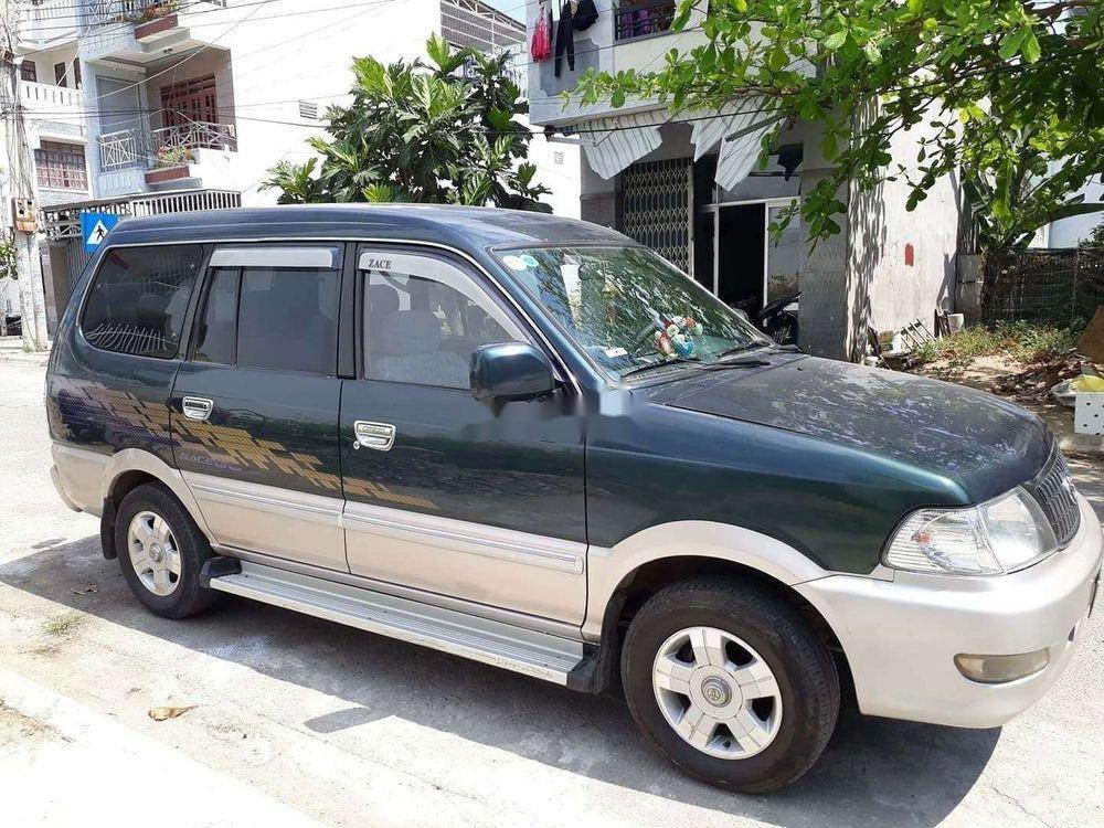 Bán Toyota Zace năm 2004, xe nhập, giá 240tr (2)