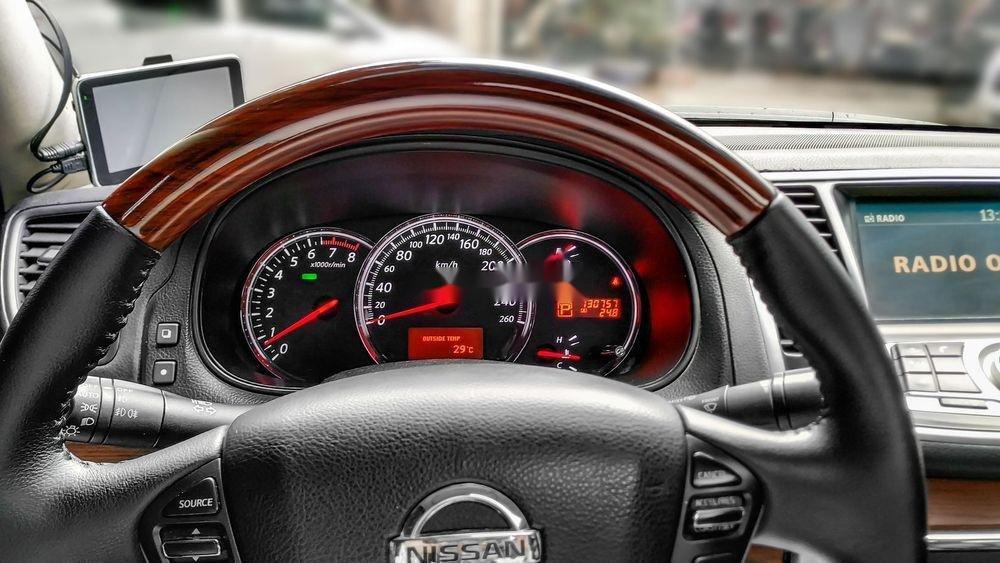 Bán xe Nissan Teana 2.5XV V6 năm 2010, màu đen, giá 515Tr (4)