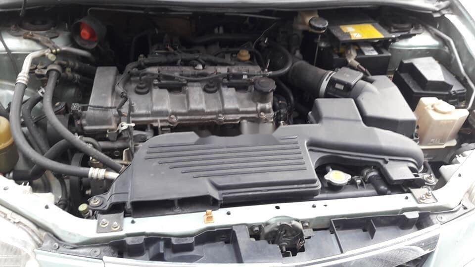Bán Mazda Premacy năm sản xuất 2003, 175tr xe nguyên bản (4)