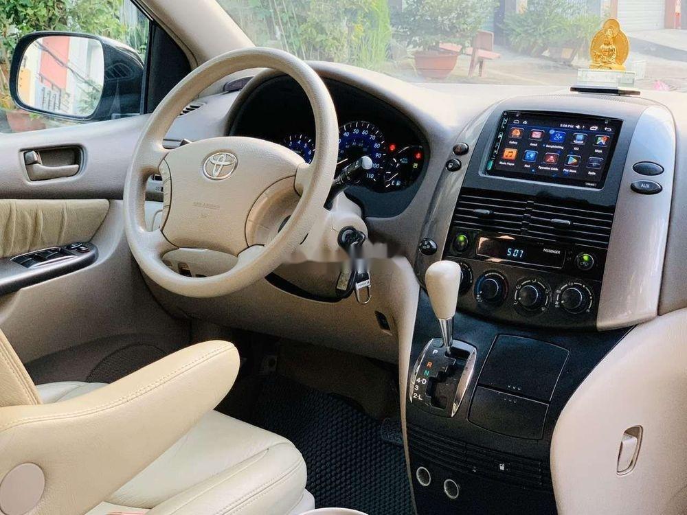Cần bán lại xe Toyota Sienna 3.5LE 2008, màu đen, nhập khẩu nguyên chiếc chính chủ (4)