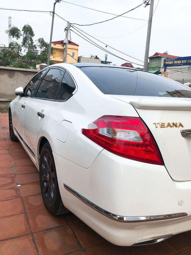 Cần bán xe cũ Nissan Teana đời 2010, xe nhập, giá tốt (2)
