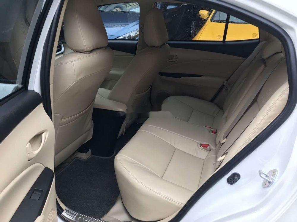 Bán ô tô Toyota Vios đời 2019, màu trắng, số sàn, giá tốt (5)