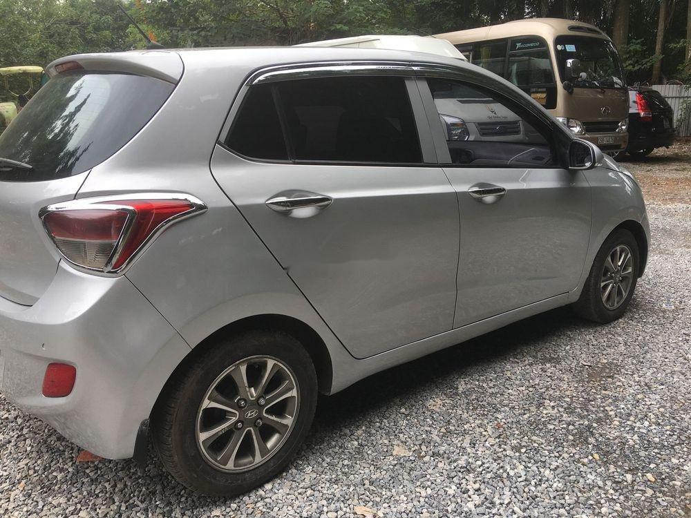 Bán ô tô Hyundai Grand i10 sản xuất năm 2015, xe nhập chính hãng (5)