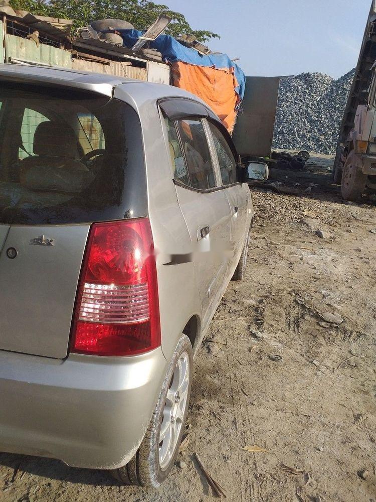 Cần bán lại xe Kia Morning sản xuất năm 2008, xe nhập chính hãng (8)