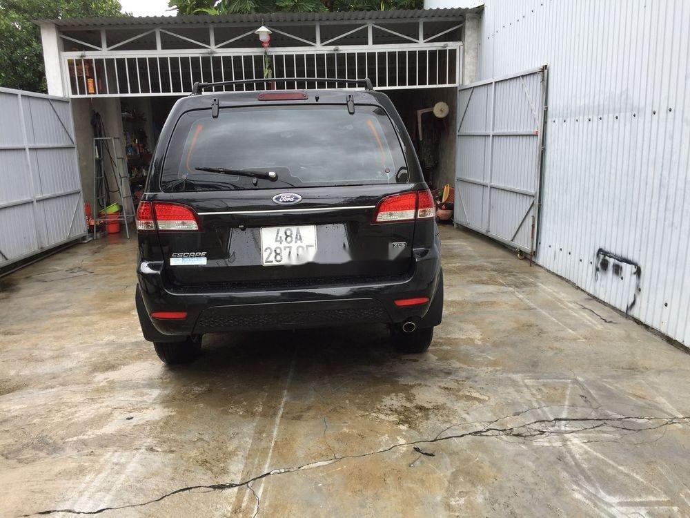 Cần bán Ford Escape 2010, màu đen xe gia đình, xe nguyên bản (2)
