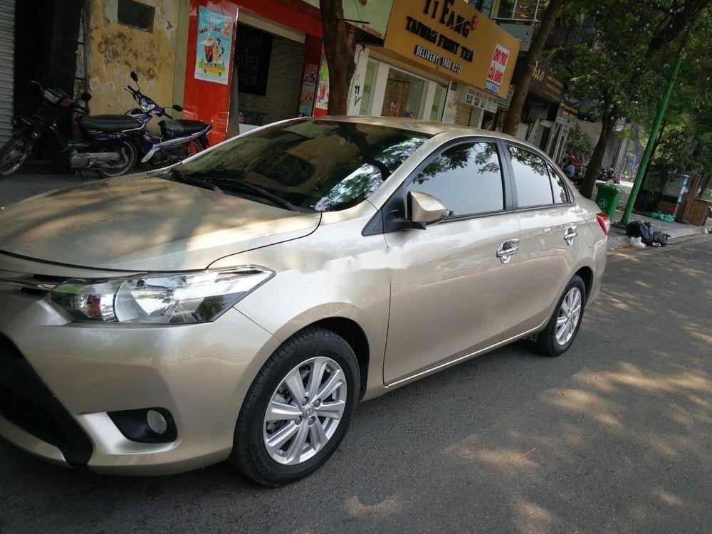 Cần bán xe Toyota Vios đời 2017 chính chủ, xe nguyên bản (1)
