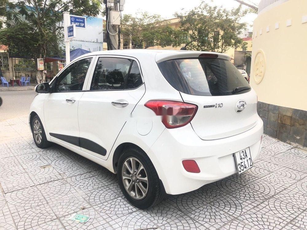 Cần bán xe cũ Hyundai Grand i10 đời 2014, nhập khẩu, 318tr (2)