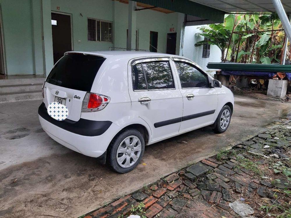 Cần bán Hyundai Getz sản xuất 2010, nhập khẩu nguyên chiếc (5)
