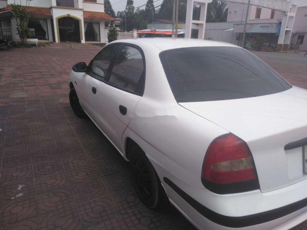 Bán ô tô Daewoo Nubira MT đời 2003, màu trắng, nhập khẩu nguyên chiếc (8)