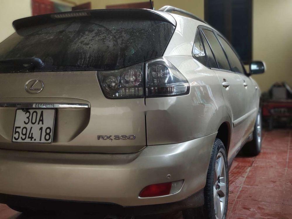 Bán Lexus RX đời 2005, nhập khẩu nguyên chiếc chính hãng (1)