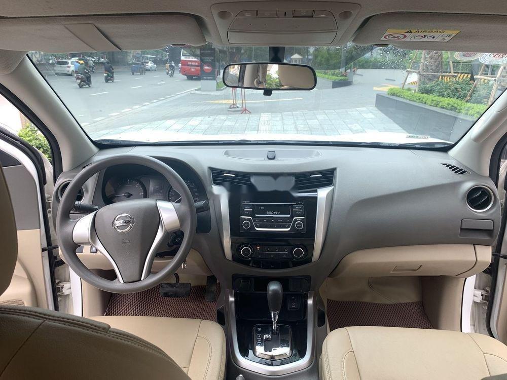 Bán Nissan Navara sản xuất 2016, màu trắng, nhập khẩu nguyên chiếc chính hãng (6)