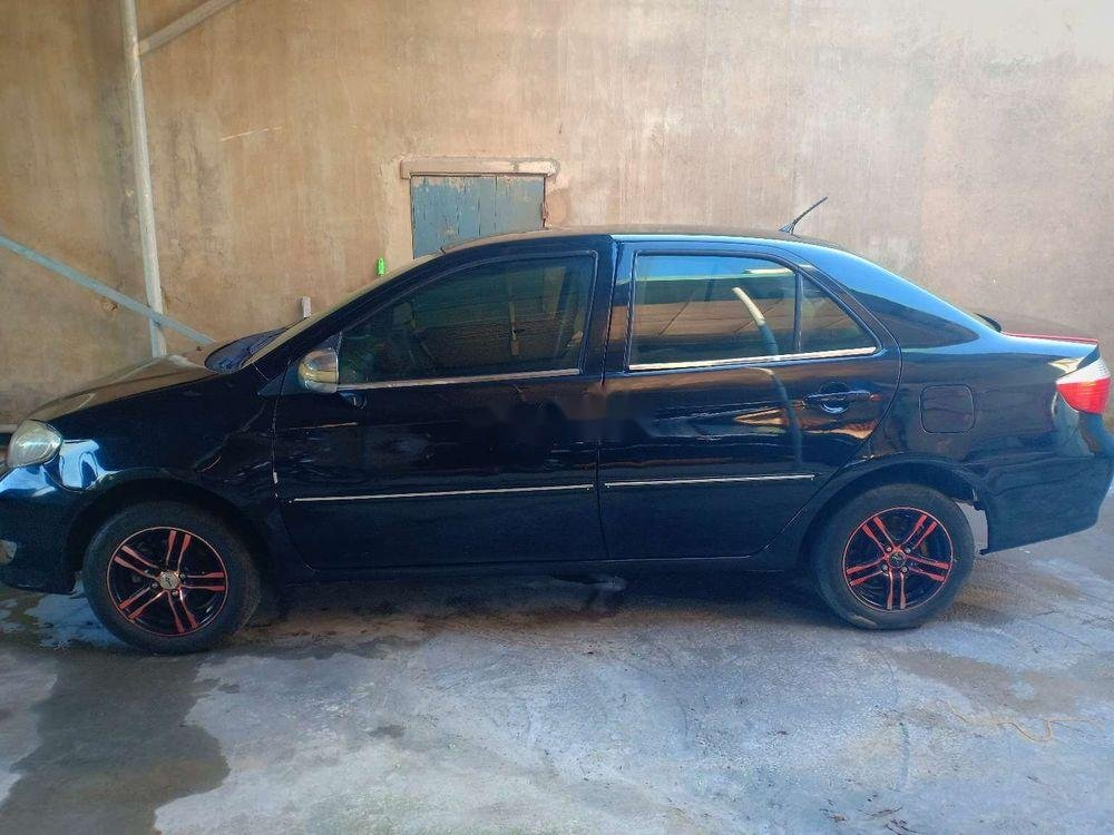 Cần bán gấp Toyota Vios năm 2005, màu đen, chính chủ (11)