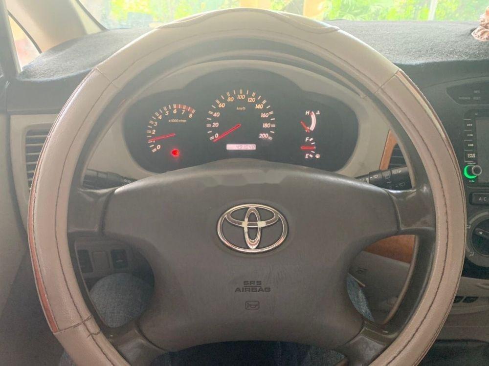 Bán Toyota Innova năm 2011, màu bạc, giá chỉ 390 triệu (4)