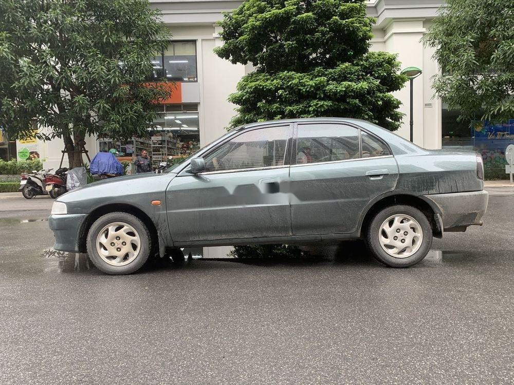Bán Mitsubishi Lancer 2001, màu xám, chính chủ, 128 triệu (2)