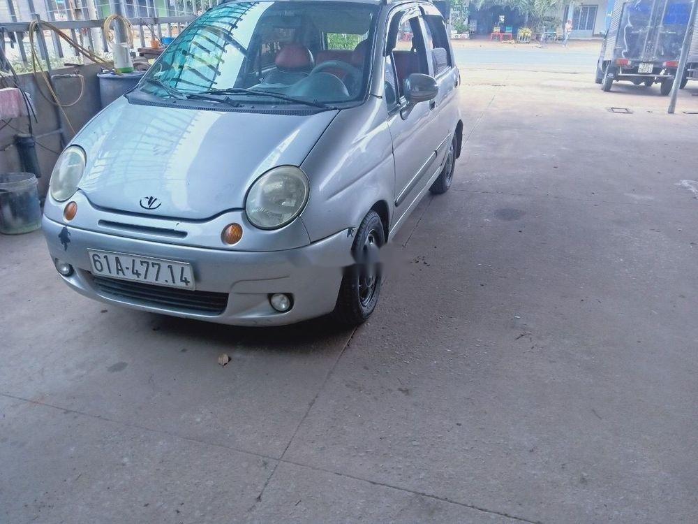 Cần bán Daewoo Matiz 2005, nhập khẩu, giá 71tr, xe còn nguyên bản (1)