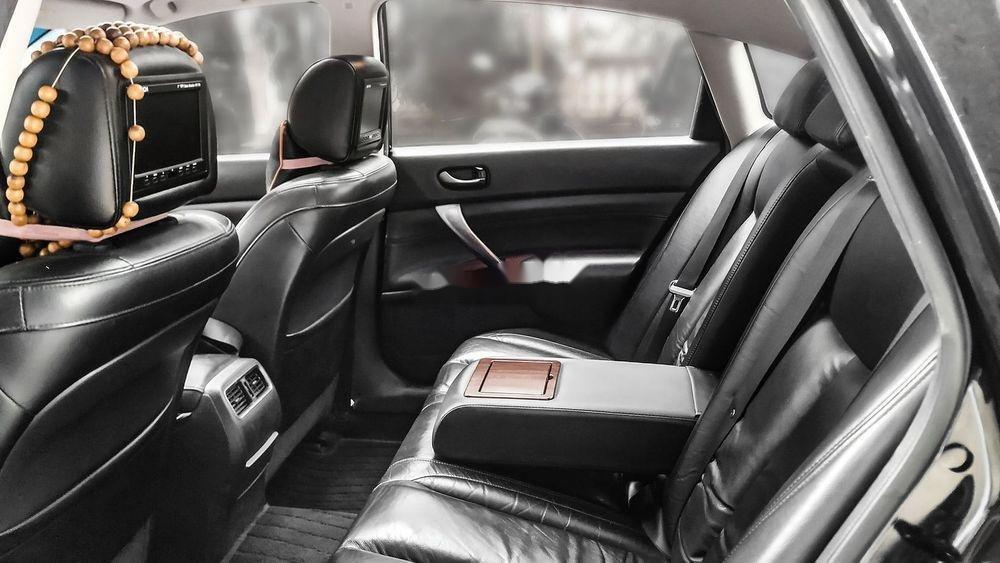 Bán xe Nissan Teana 2.5XV V6 năm 2010, màu đen, giá 515Tr (6)