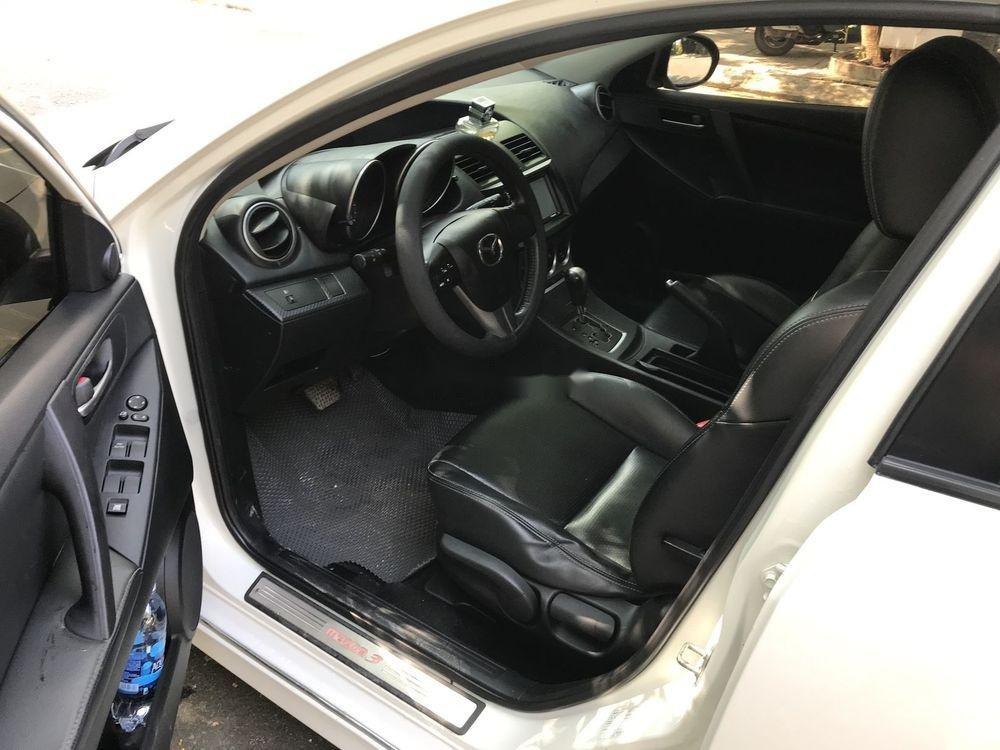 Bán Mazda 3 sản xuất năm 2011, màu trắng, nhập khẩu  (5)