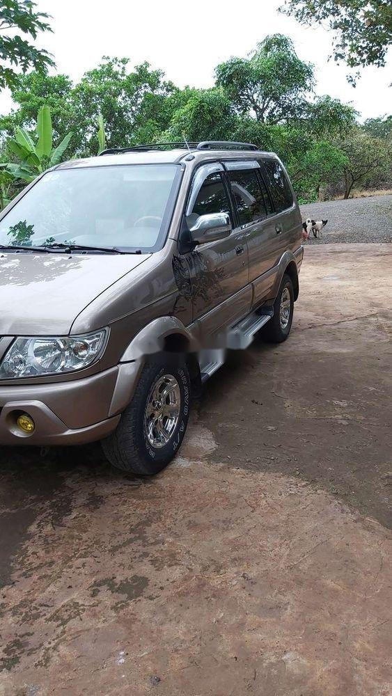 Cần bán lại xe Isuzu Hi lander đời 2007 xe còn nguyên bản (2)
