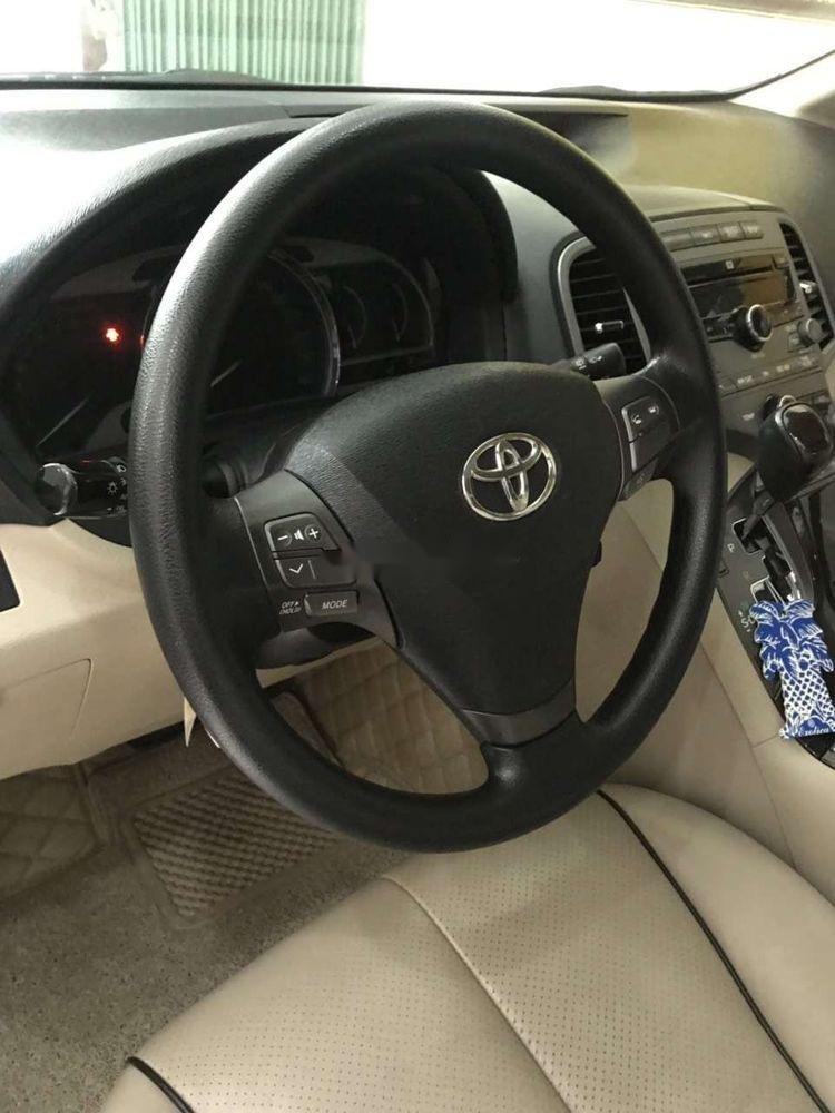 Cần bán lại Toyota Venza sản xuất năm 2009, màu trắng, nhập khẩu (3)