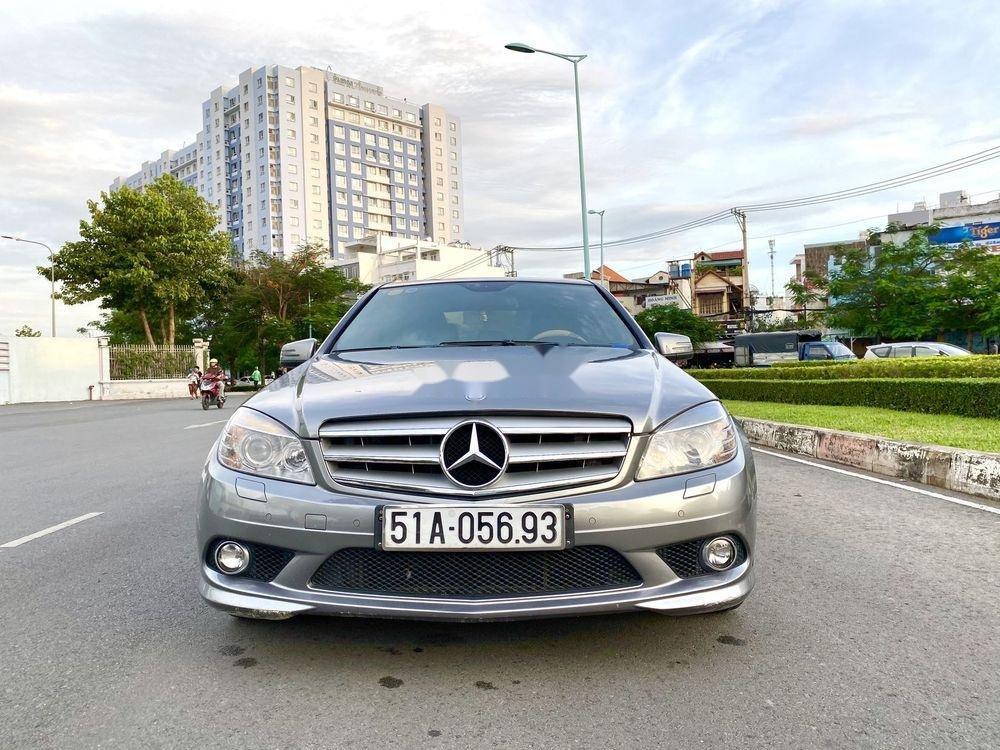 Bán Mercedes C300 AMG 2011, nhập khẩu nguyên chiếc (1)